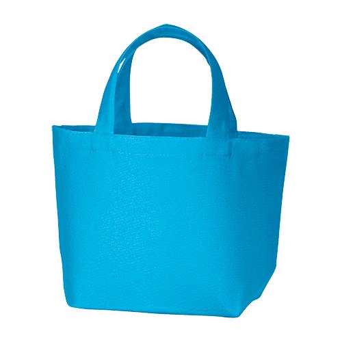 キャンバスデイリートート(S):ターコイズブルーの商品画像