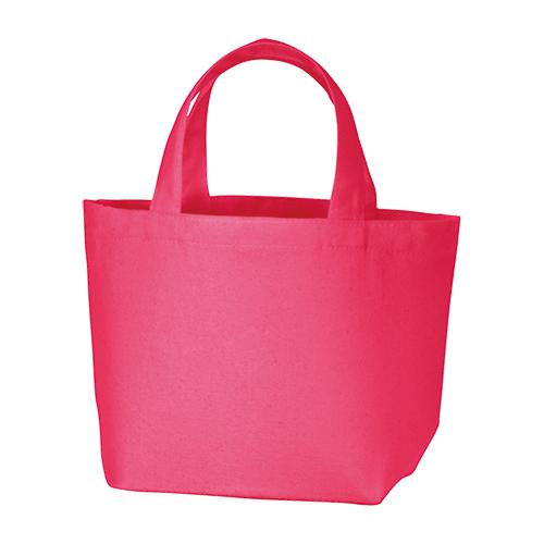 キャンバスデイリートート(S):ビビッドピンクの商品画像