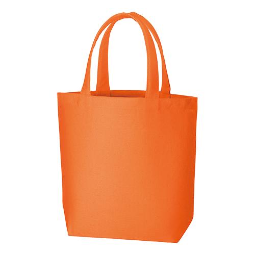 キャンバスデイリートート(SM):オレンジの商品画像