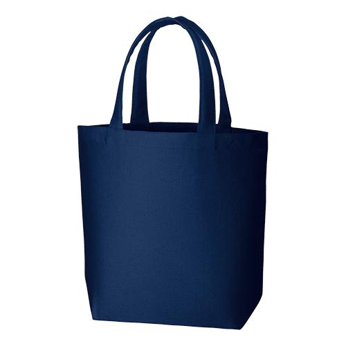 キャンバスデイリートート(SM):ミッドナイトブルーの商品画像