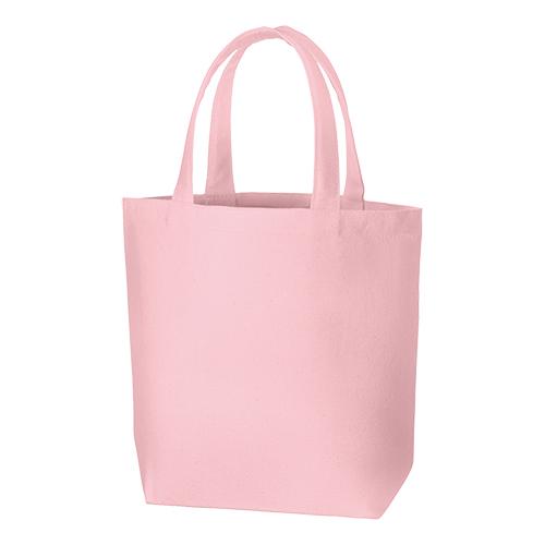 キャンバスデイリートート(SM):ピンクの商品画像