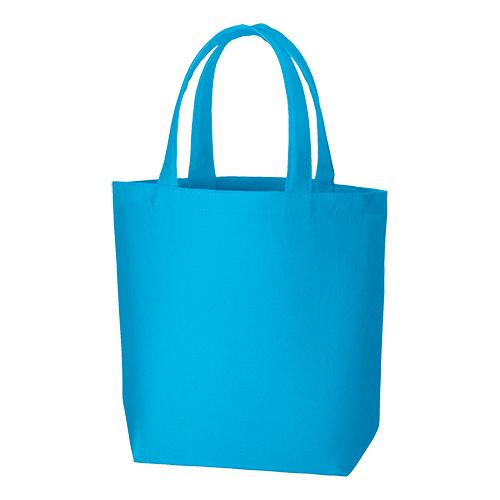 キャンバスデイリートート(SM):ターコイズブルーの商品画像