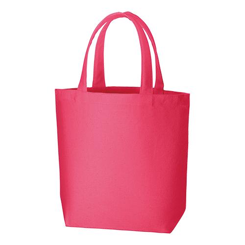キャンバスデイリートート(SM):ビビッドピンクの商品画像