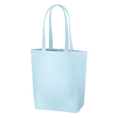 キャンバスデイリートート(M):ライトブルーの商品画像