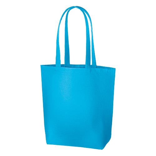 キャンバスデイリートート(M):ターコイズブルーの商品画像