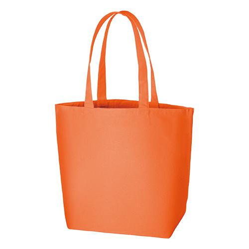 キャンバスデイリートート(L):オレンジの商品画像
