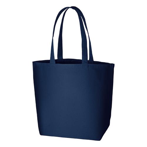 キャンバスデイリートート(L):ミッドナイトブルーの商品画像