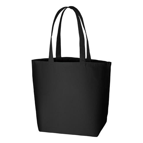 キャンバスデイリートート(L):ナイトブラックの商品画像