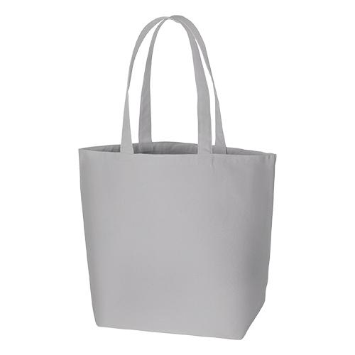 キャンバスデイリートート(L):スカイグレーの商品画像