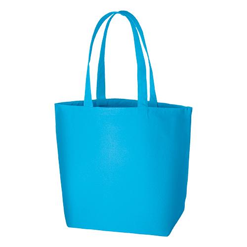 キャンバスデイリートート(L):ターコイズブルーの商品画像