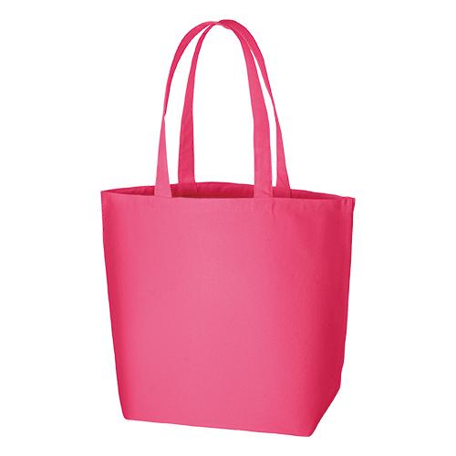 キャンバスデイリートート(L):ビビッドピンクの商品画像