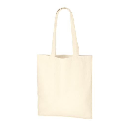 厚手コットンバッグ(M):ナチュラルの商品画像