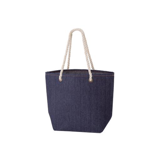 デニムロープトートバッグM:インディゴの商品画像