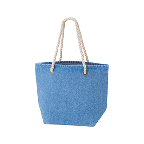 デニムロープトートバッグM:ヴィンテージブルーの商品画像