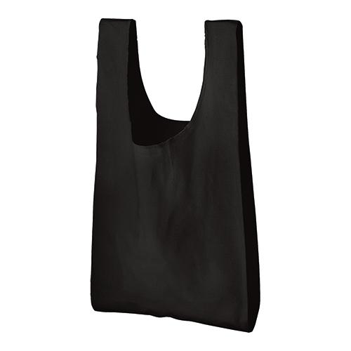 マルシェコットンバッグM:ブラックのメイン画像