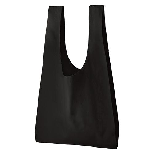 マルシェコットンバッグL:ブラックの商品画像