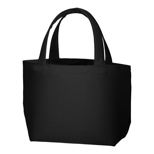 ライトキャンバスタウントート(S):ブラックの商品画像