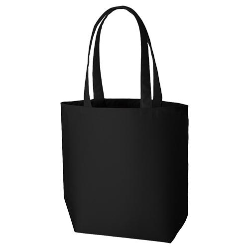 ライトキャンバスタウントート(L):ブラックの商品画像