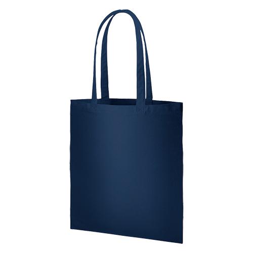 ライトコットンキャンバスバッグ(LL):ネイビーの商品画像