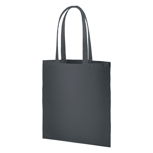 ライトコットンキャンバスバッグ(LL):チャコールグレーの商品画像