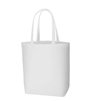 ポリキャンバストート(L):ホワイトの商品画像