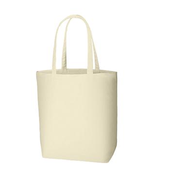 ポリキャンバストート(L):ナチュラルホワイトの商品画像