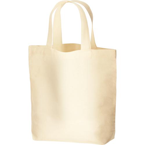 コットンバッグ(S):ナチュラルの商品画像