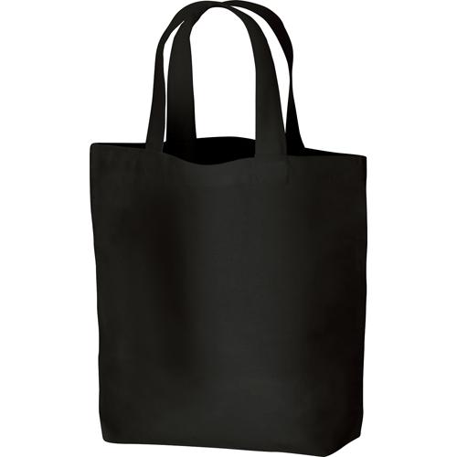 コットンバッグ(S):ブラックの商品画像
