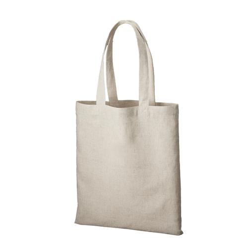 コットンリネンバッグ(L) ナチュラルベージュ:ナチュラルの商品画像