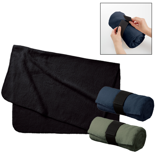 ポケットブランケット(ベルト付)のサンプルイメージ画像1