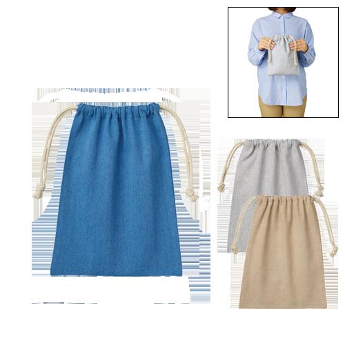 シャンブリック巾着(M)のサンプルイメージ画像1