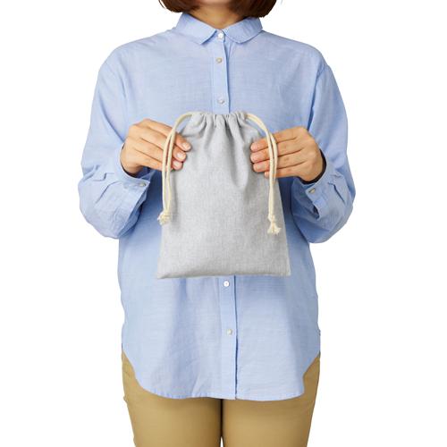 シャンブリック巾着(M)のサンプルイメージ画像3