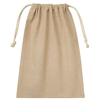 シャンブリック巾着(L):ベージュの商品画像