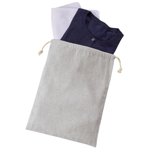 シャンブリック巾着(L)のサンプルイメージ画像2