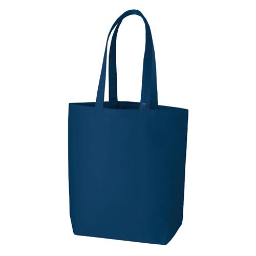 キャンバストート(M)インナーポケット付:ミッドナイトブルーの商品画像