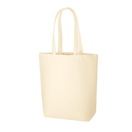 キャンバストート(M)インナーポケット付:ナチュラルの商品画像
