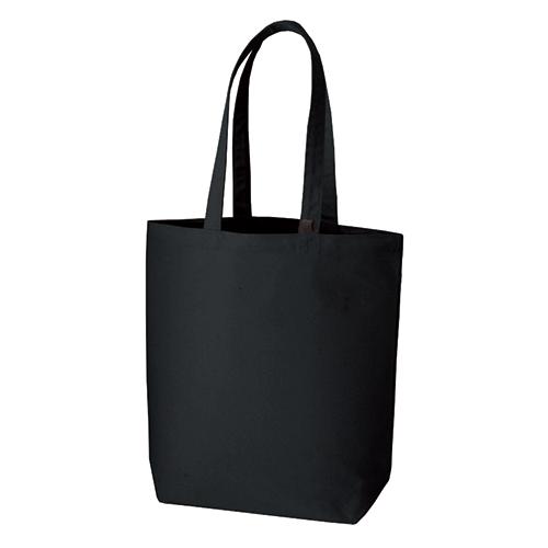 キャンバストート(M)インナーポケット付:ナイトブラックの商品画像