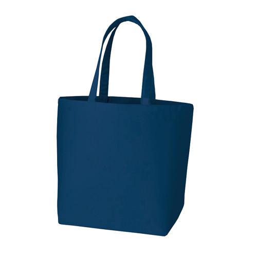 キャンバストート(L)インナーポケット付:ミッドナイトブルーの商品画像
