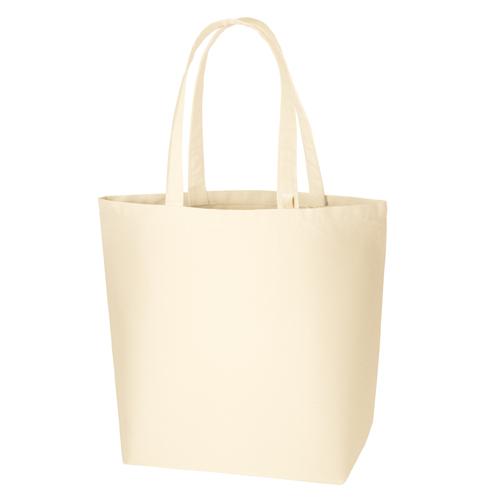 キャンバストート(L)インナーポケット付:ナチュラルの商品画像