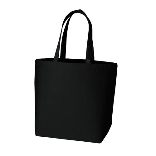 キャンバストート(L)インナーポケット付:ナイトブラックの商品画像