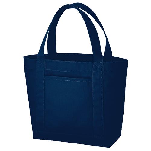 キャンバスライントート(S):ミッドナイトブルーの商品画像