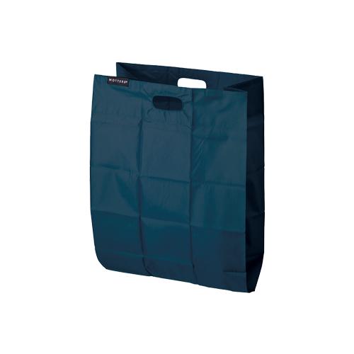 クルリト ポケットスクエアバッグ:ネイビーのメイン画像