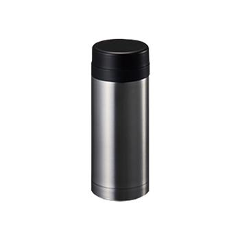 スリムサーモ ステンレスボトル 200ml:シルバーの商品画像