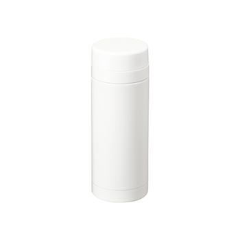 スリムサーモ ステンレスボトル 200ml:ホワイトの商品画像
