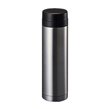 スリムサーモ ステンレスボトル 300ml:シルバーの商品画像