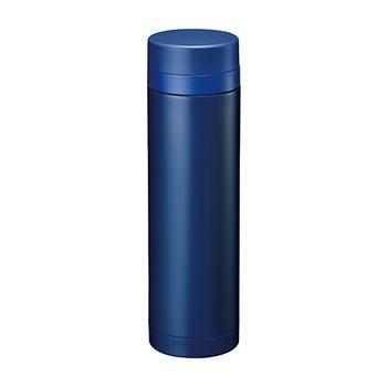 スリムサーモ ステンレスボトル 300ml:ネイビーの商品画像