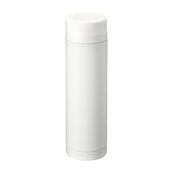 スリムサーモ ステンレスボトル 300ml:ホワイトの商品画像