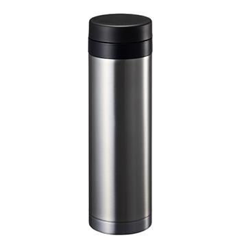 スリムサーモ ステンレスボトル 500ml:シルバーの商品画像