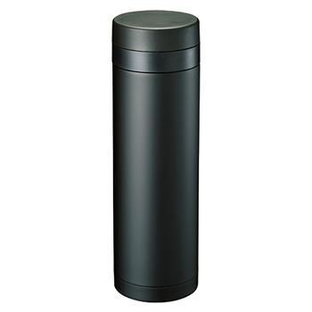 スリムサーモ ステンレスボトル 500ml:ブラックの商品画像