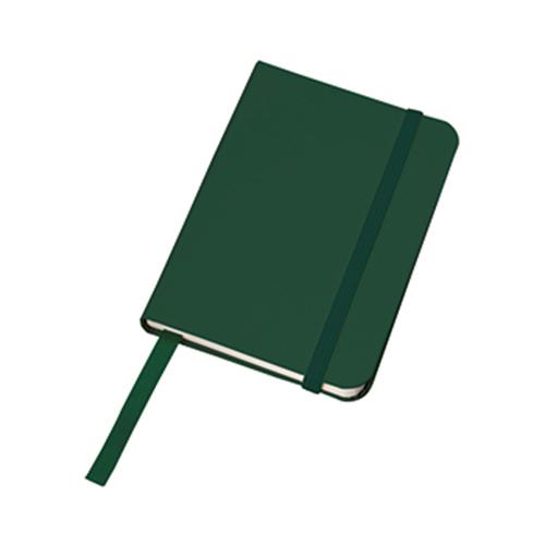 ハードカバーポケットノート:ブラックの商品画像